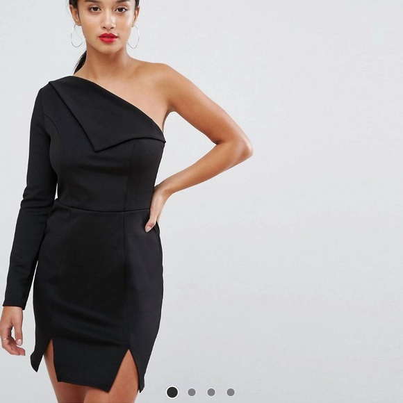 ASOS Asymmetric Dress